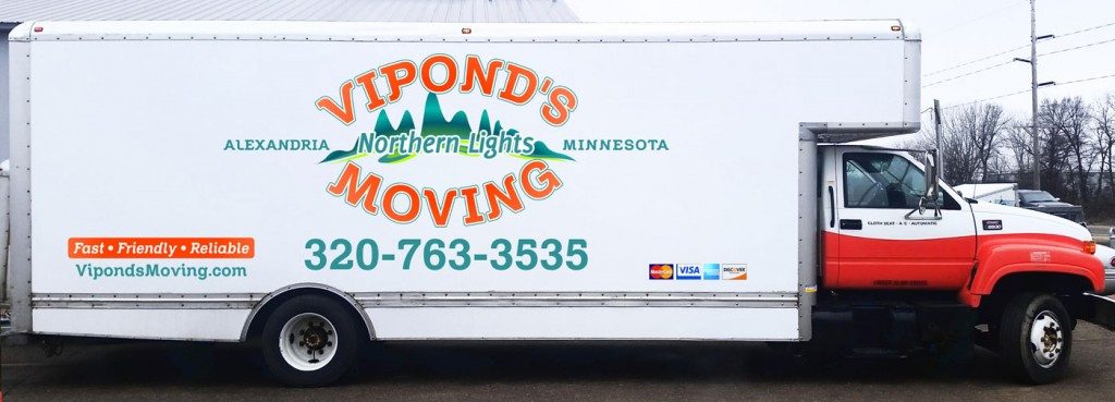 new moving truck in alexandria mn